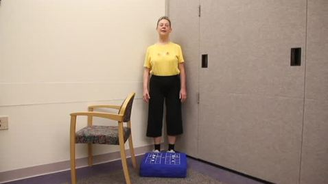 Thumbnail for entry Foam - Feet Apart