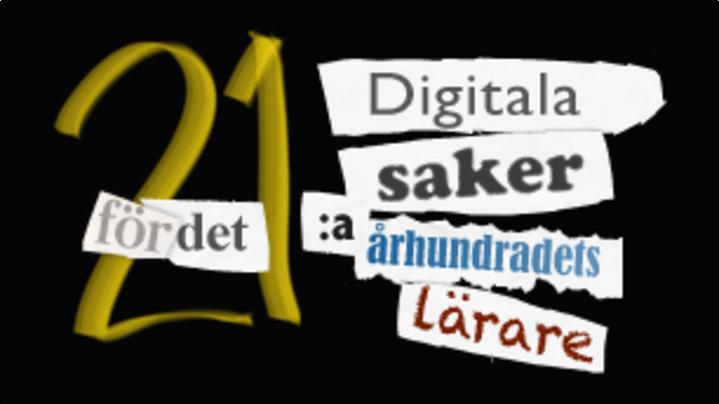 Omslagsbild för kanal 21 digitala saker