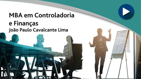MBA em Controladoria e Finanças - João Paulo Cavalcante Lima