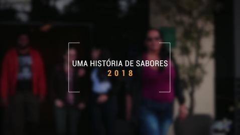 Miniatura para entrada Uma História de Sabores - 2018