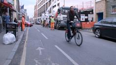 Healthy places through urban transport