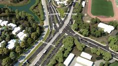 Alexandria to Moore Park CFI visualisation