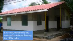 Seismically-resilient housing for El Salvador