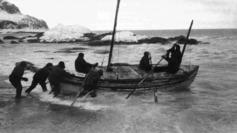 Tim Jarvis and the Shackleton Epic