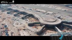 Abu Dhabi International Airport -Midfield Terminal Building update 05 10 2016