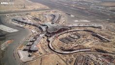 Abu Dhabi International Airport – Midfield Terminal Building update 02 04 2016