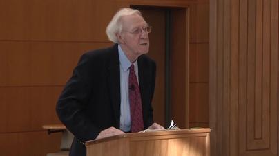 Earth: A Tenant's Manual' book talk by Frank H T  Rhodes - CornellCast