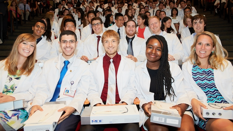Weill Cornell Medicine Class of 2020 White Coat Ceremony - CornellCast
