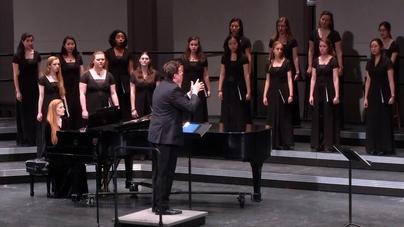 Collegiate Treble Choir Conference concert, 3/4/17 - CornellCast