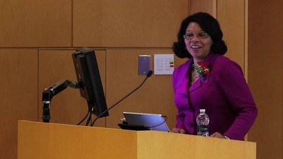 Video Thumbnail For Ascension Health Coo Patricia Maryland Gives 2016 Sloan Lecture