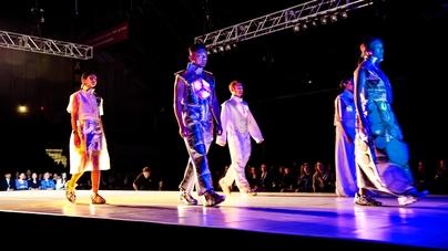 2019 Cornell Fashion Collective runway show - CornellCast