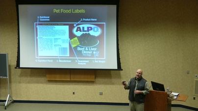 Baker Pet Talks webinar: Pet Nutrition - CornellCast