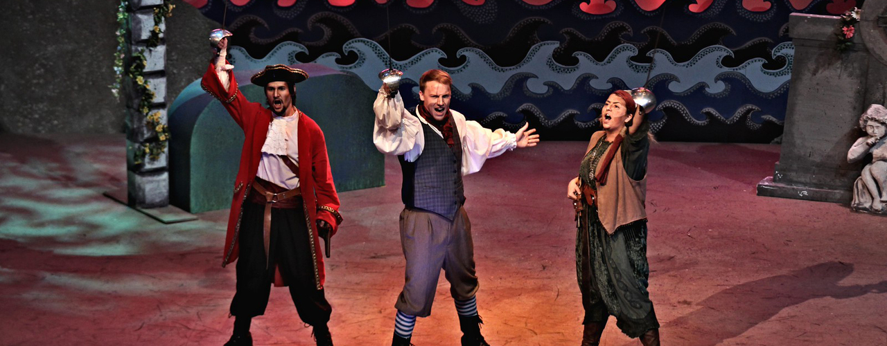 Gilbert and Sullivan's Pirates of Penzance