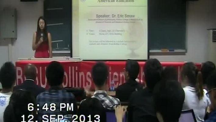BFSU vs Rollins debate
