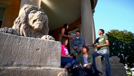 Thumbnail for entry Slippery Rock University - Monumental Futures - 2012 Commercial