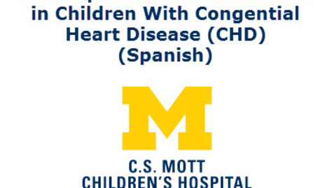 Thumbnail for entry Developmental Milestones in Children with Congenital Heart Disease (CHD) (Spanish)