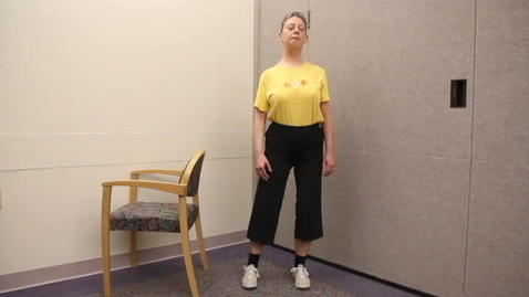 Thumbnail for entry Weight Shifting - Side to Side Eyes Closed