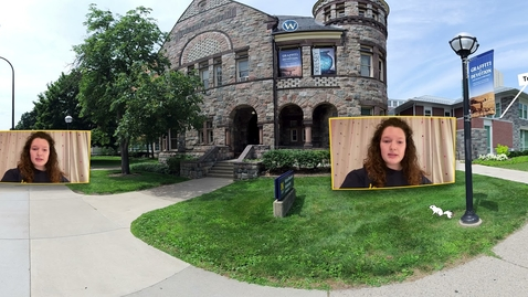 Thumbnail for entry 360° Tour of the University of Michigan: Diag Part 3