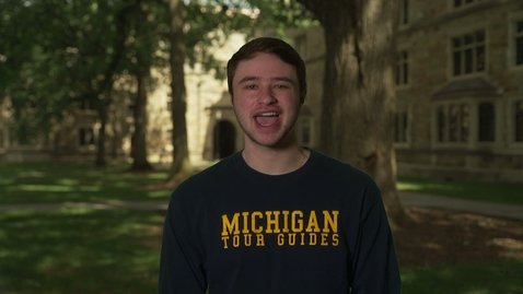 Thumbnail for entry 360° Tour of the University of Michigan: Introduction