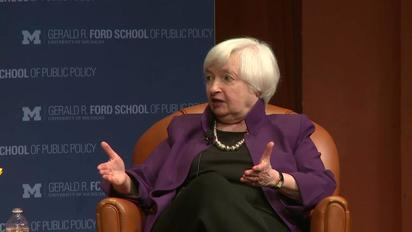 janet yellen chair of the u s federal reserve system gerald r ford school of public policy janet yellen chair of the u s federal