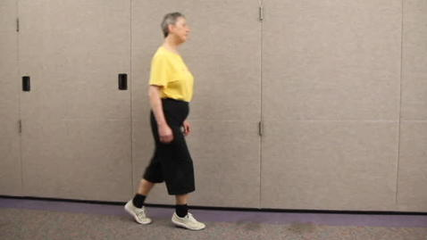 Thumbnail for entry Gait - Forward on Toes