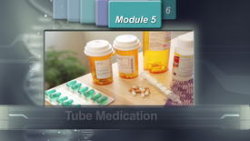 Thumbnail for entry Tracheostomy - Chapter 5: Tube Medications (Module 5 of 6)