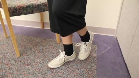 Thumbnail for entry Static Standing - Single Leg