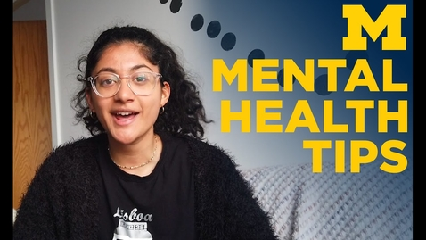 Thumbnail for entry Mental Health Resources