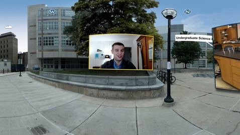 Thumbnail for entry 360° Tour of the University of Michigan: North Central Campus