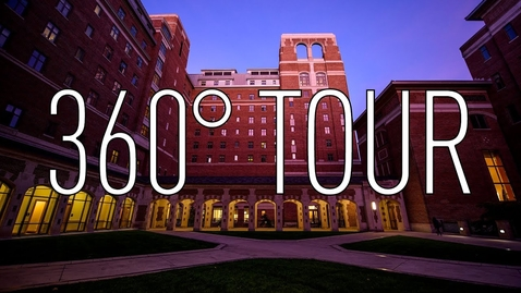 Thumbnail for entry 360° Tour of North Quad