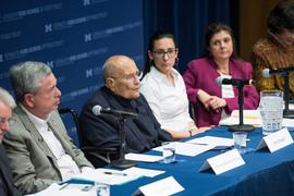 Unanimous Dc Council Panel Advances >> 2016 Decided Post Election Analysis Panel The Gerald R Ford
