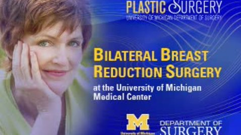 Thumbnail for entry Bilateral Breast Reduction