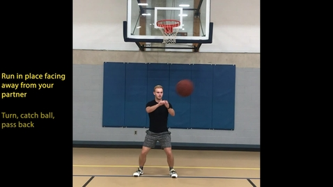 Thumbnail for entry Basketball Exercise for Concussion Rehabilitation