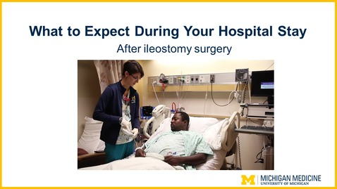 Thumbnail for entry What to Expect During Your Hospital Stay