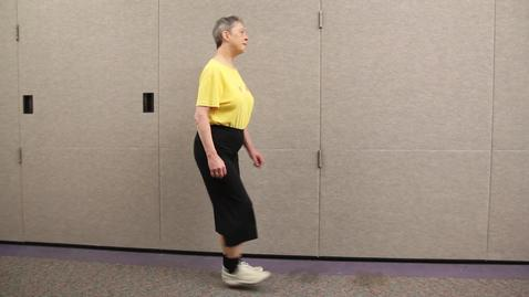Thumbnail for entry Gait - Forward On Heels