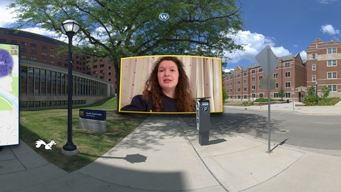 Thumbnail for entry 360° Tour of the University of Michigan: South Quad