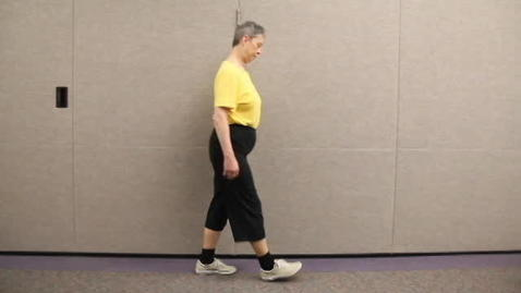 Thumbnail for entry Gait - Vertical Head Turns