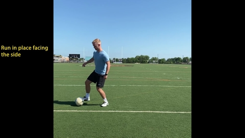 Thumbnail for entry Soccer Exercise for Concussion Rehabilitation