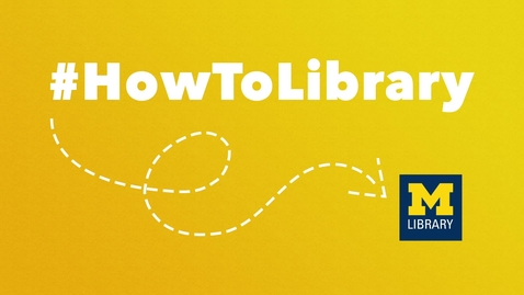 Thumbnail for entry #HowToLibrary: Search Inside Research Books