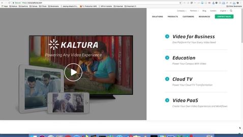 Thumbnail for entry New HTML KMC for Admins