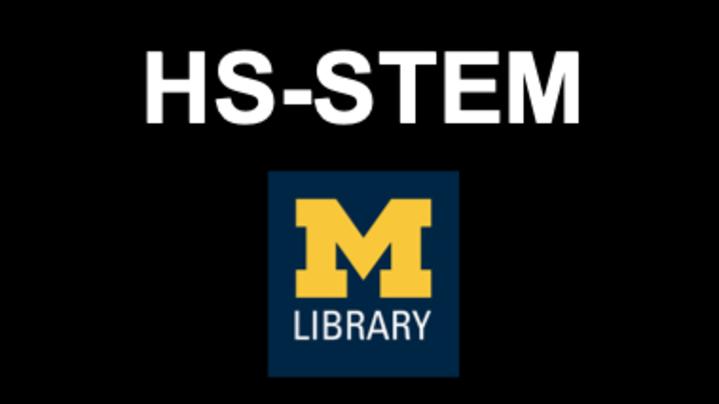 Thumbnail for channel HS-STEM Public Videos