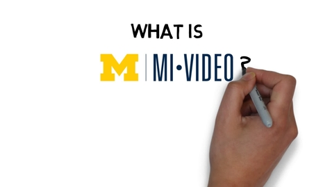 Thumbnail for entry What Is MiVideo?