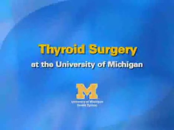 Thyroid Surgery Thyroid Nodules 7 36