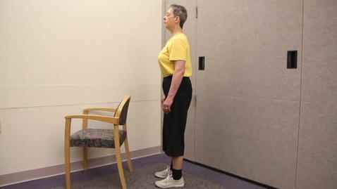 Thumbnail for entry Weight Shifting - Front to Back Eyes Closed