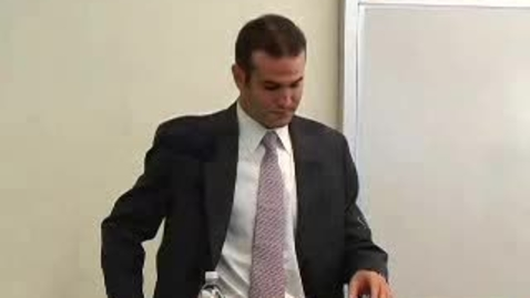 Thumbnail for entry Career Week (2009): Real Estate Panel