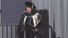 Baruch College 47th Commencement Exercises 2012 - Afternoon Session