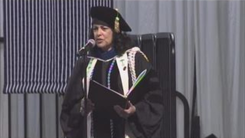 Thumbnail for entry Baruch College 47th Commencement Exercises 2012 - Afternoon Session