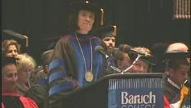 Thumbnail for entry Baruch College Commencement (2006): Awards