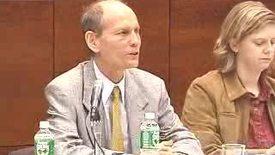 Career Week (2005): Marketing Panel
