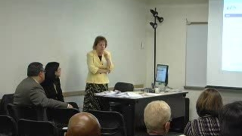Thumbnail for entry Train the Trainers: NYS & NYC Government Contracting Workshop for SBDC Advisors (Part 4)